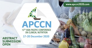 APCCN 12° Asia Pacific Conference on Clinical Nutrition